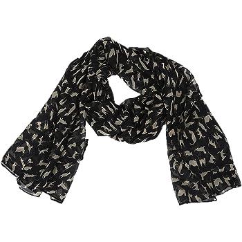 Fashion Soft Chiffon Prints Ladies/Women Long Scarf Shawls