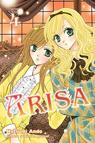 Arisa Vol. 4 (English Edition)