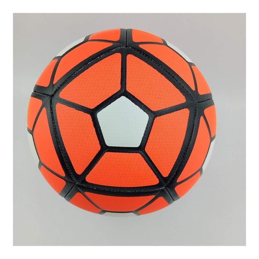 Fútbol Tamaño 5 Soft PU Bola Antideslizante Máquina De Costura del ...