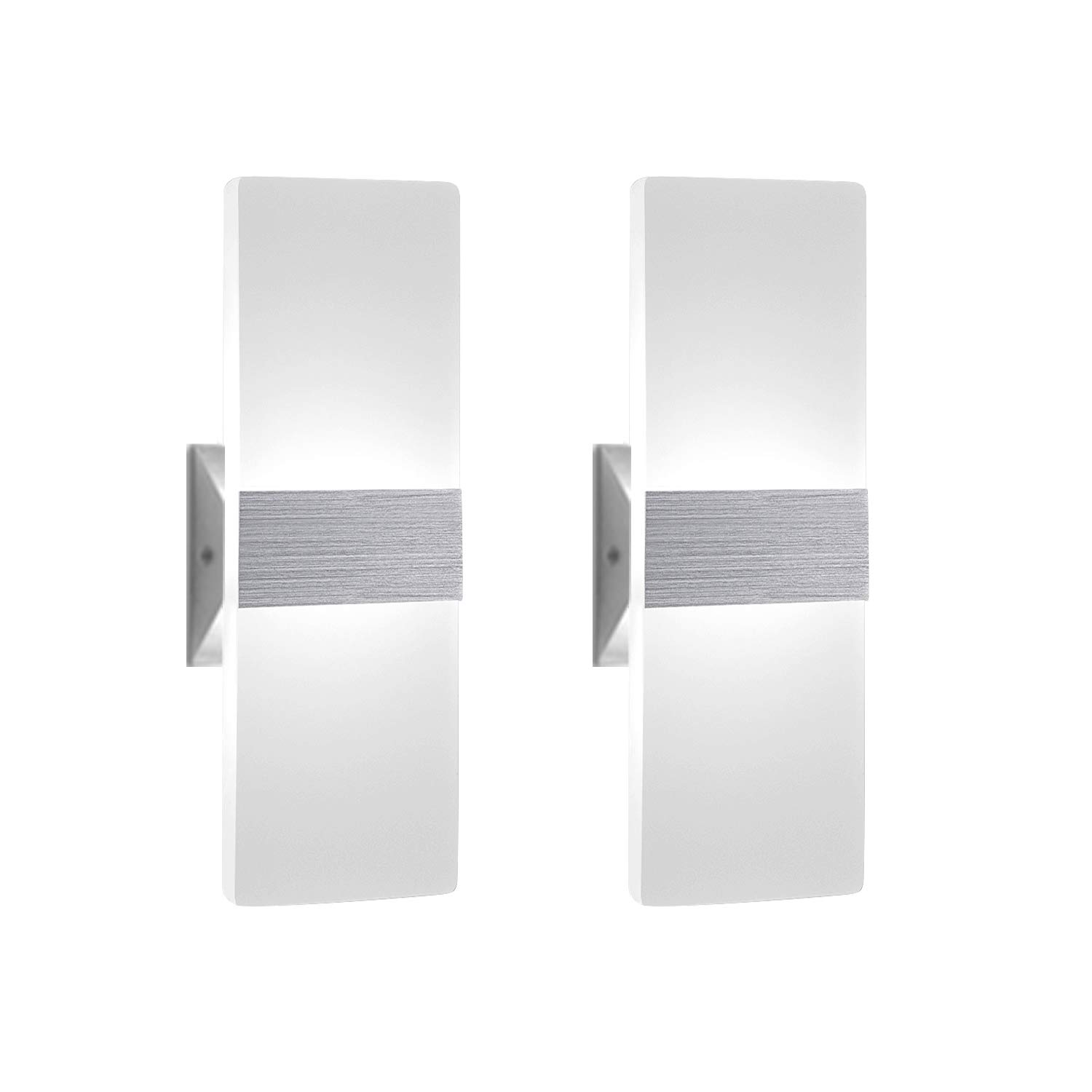 Modern Sconce Acrylic Material Mounted