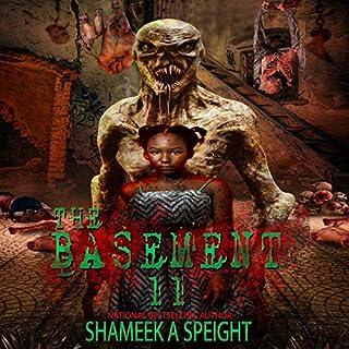 The Basement 2 audiobook cover art