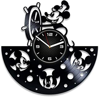 Best vintage mickey mouse clock Reviews