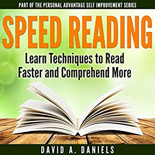 Comprehension Speed Reading cover art