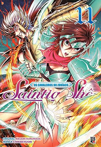 Cavaleiros do Zodíaco - Saintia Shô - Vol. 11