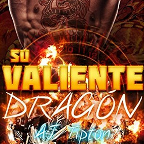Couverture de Su Valiente Dragón [His Brave Dragon]