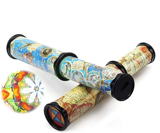 161 opinioni per Vientiane Caleidoscopio, 2 Pezzi Caleidoscopio Allungabile Ruotabile, Giocattolo
