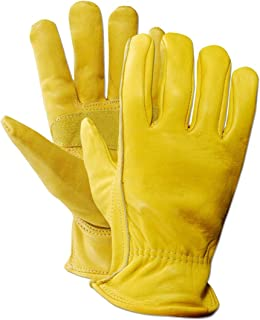 Magid TB561ET-S Women's Pro Grade Collection Premium Grain Cowhide Leather Driver Gloves