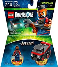 Warner Home Video - Games LEGO Dimensions, A Team Fun Pack B.A. Baracus - Not Machine Specific