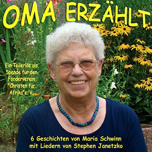 Oma erzählt Titelbild