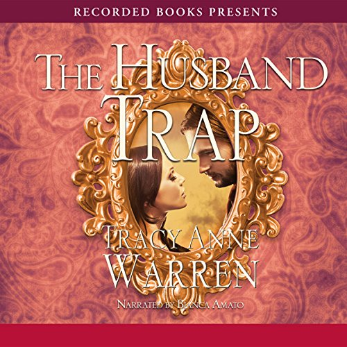 The Husband Trap audiobook cover art