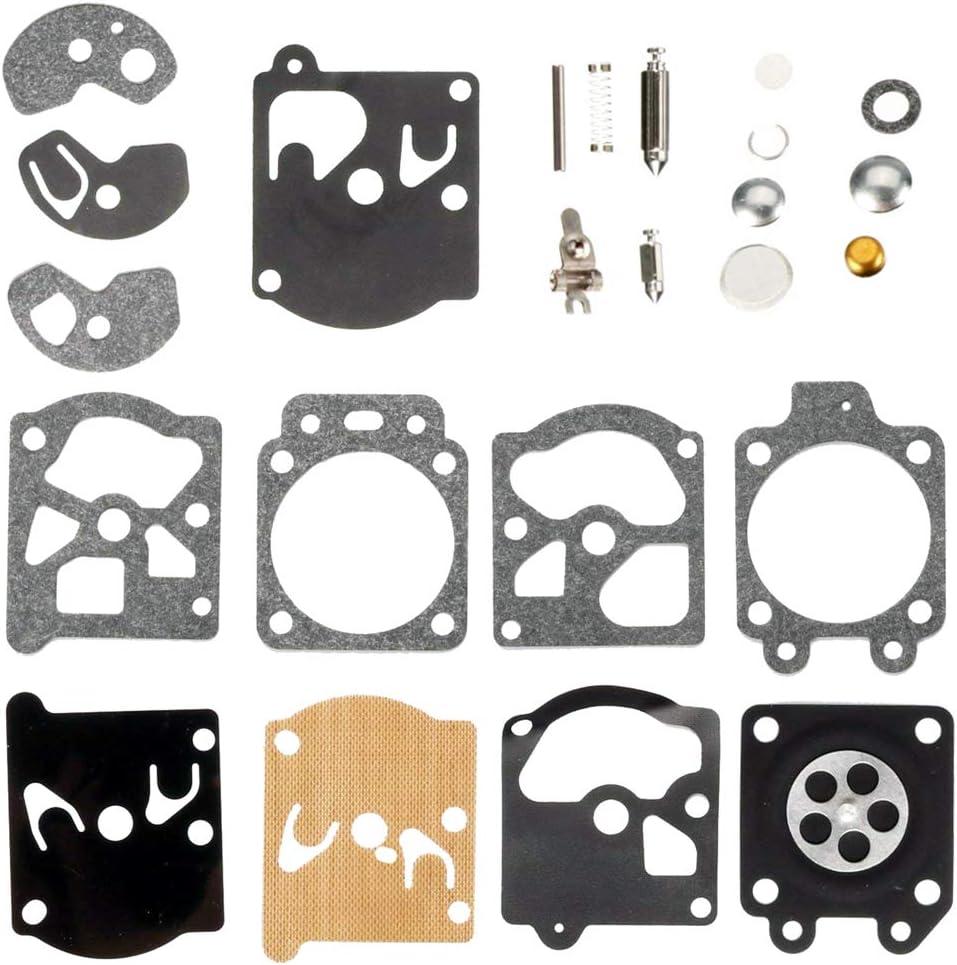 New Brand Carburetor Carb Gasket Diaphragm Repair Kit fit Walbro WA WT K10-WAT