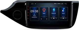XTRONS 9' Android 10.0 Autoradio mit IPS 2.5D Touchscreen Quad Core 2GB RAM 16GB ROM Multimedia Player mit DSP voll RCA Ausgang 4G WiFi Bluetooth DAB OBD2 TPMS FÜR KIA CEE'd Linkslenkung