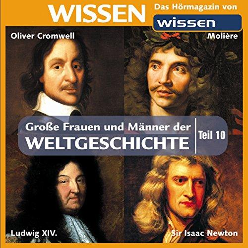 Große Frauen und Männer der Weltgeschichte 10 Titelbild