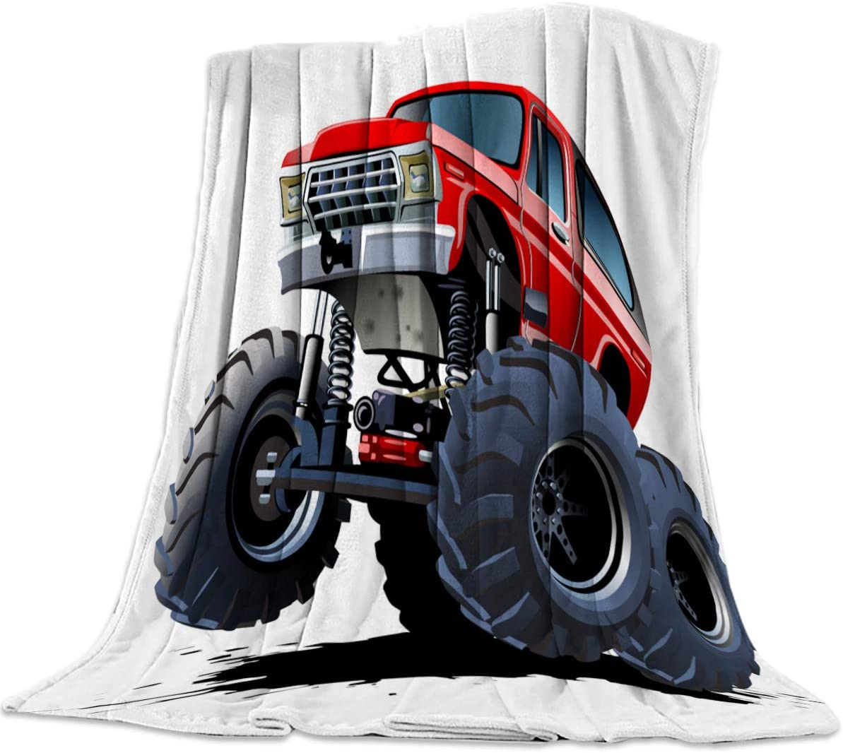 Singingin Ultra Soft Flannel Max 59% OFF Fleece Monster Cartoon Trust Bed Blanket
