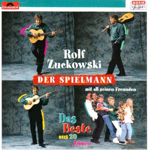 Der Spielmann mit all seinen Freunden, 2 Audio-CDs