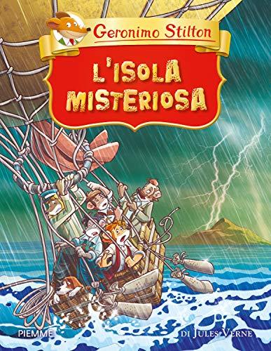 L isola misteriosa di Jules Verne