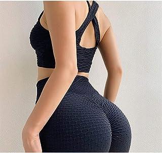 Sports Bra,Sports Top Women Padded Yoga Bras Sexy Underwear Ruched Push Up Brassiere Tank Tops Sport Bra Sportswear Crop z...