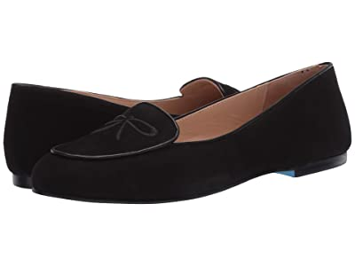 French Sole Nicky Hilton Madison (Black Suede) Women