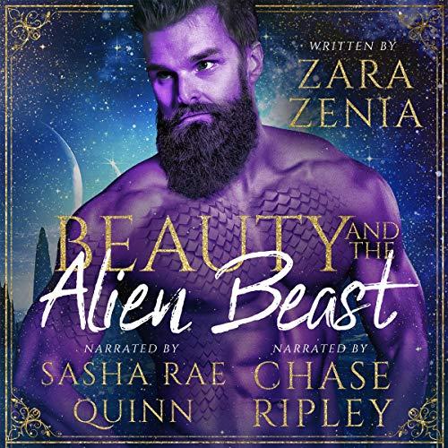 Beauty and the Alien Beast: Trilyn Alien Fairy Tales Series, Book 3