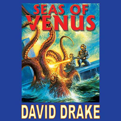 Seas of Venus audiobook cover art