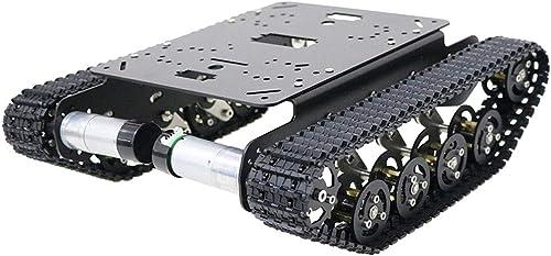 FLAMEER Kits Chenille de Chassis Planche intelligent Robotics pour Arduino Science Kits d'apprentissage - style5