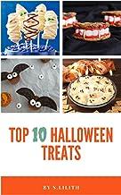 Top 10 Halloween Treats: halloween (English Edition)
