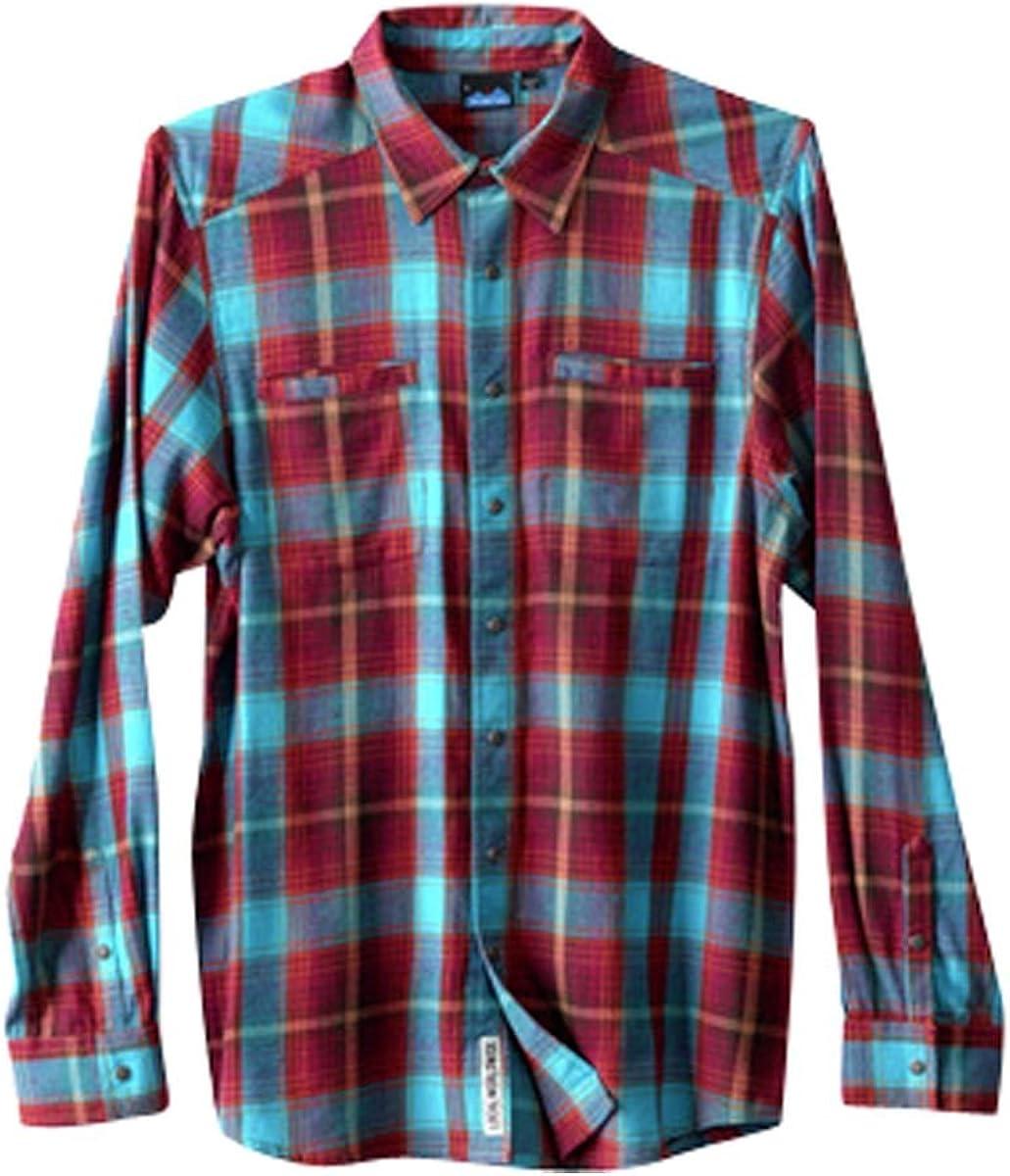 Superior KAVU Men's 55% OFF Harlan Shirt