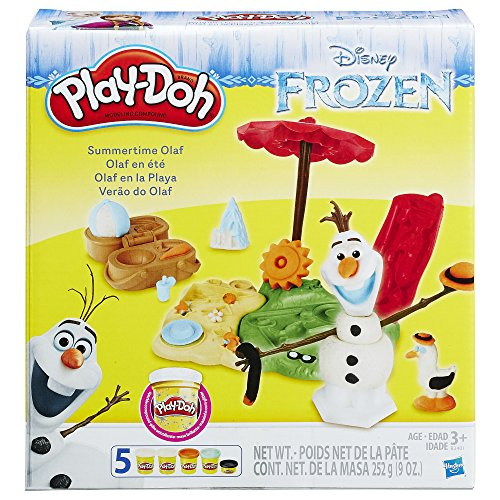 Play-Doh Olaf Summertime mit Disney Frozen
