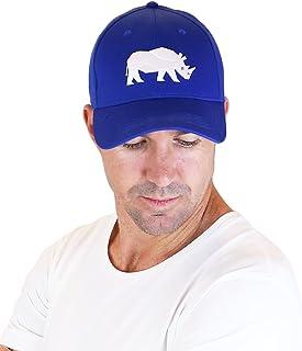 Sorai Rhino Navy Embroidered Cap