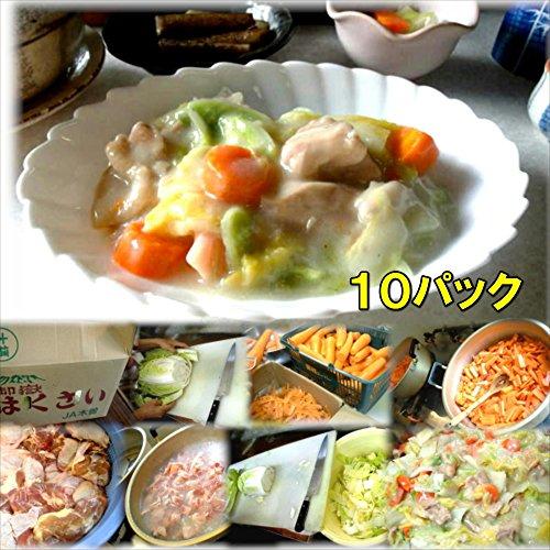 鶏肉と白菜のクリーム煮 10食惣菜 お惣菜 おかず 惣菜セット 詰め合わせ お弁当 無添加 京都 手つくり