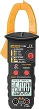 True RMS Digital Multimeter Alicate Amperímetro DC/AC Voltage Detector AC Amp Meter com Capacitância Ohm NCV Continuity Di...