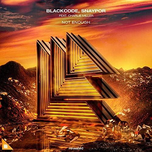 BlackCode & SNAYPOR feat. Charlie Miller