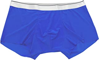 Meykiss Mens Ice Silk Nylon Breathable Underpants Brief
