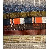 Neotrims Knit Rib Textur Stoffe durch die Yard für