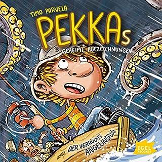 Der verrückte Angelausflug (Pekkas geheime Aufzeichnungen 3) Titelbild
