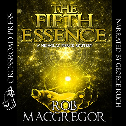 The Fifth Essence audiobook cover art