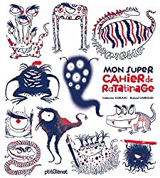 Cahiers de jeux pour Halloween Mon super cahier de ratatinage
