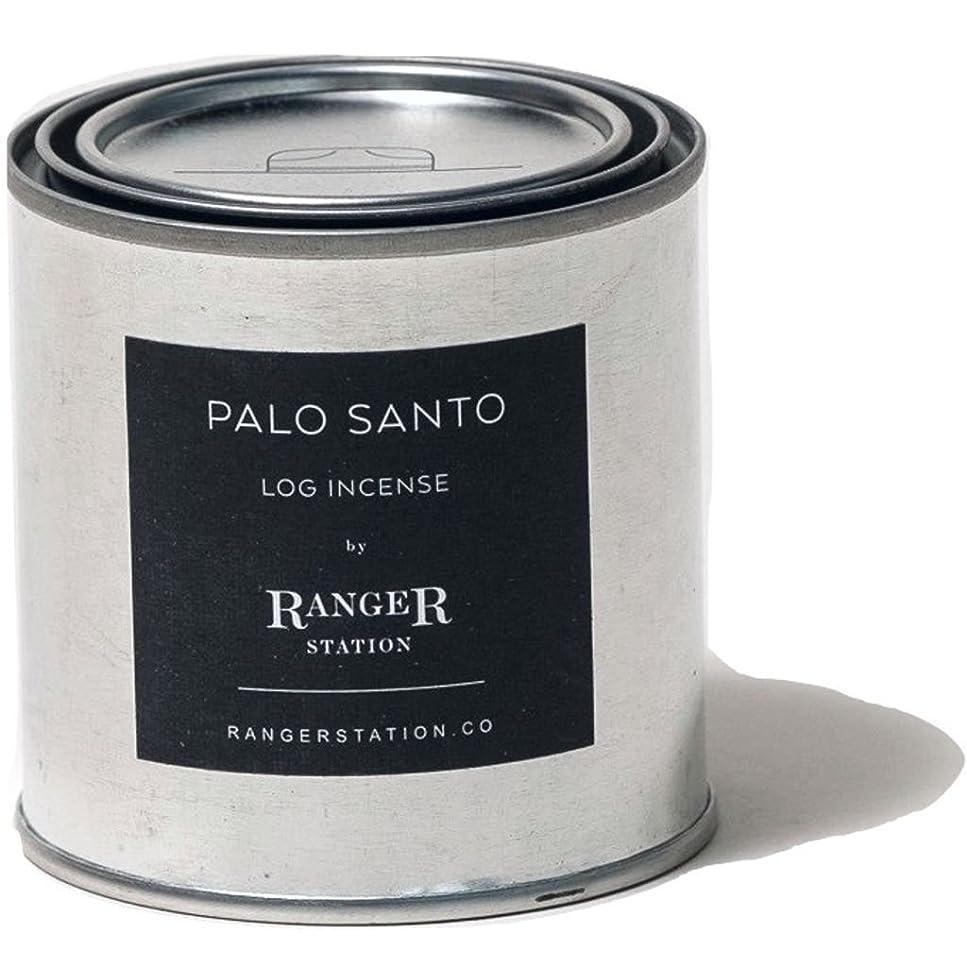 他の日行為締めるRangerステーション天然木製お香ログ  Palo Santo