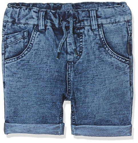 Name It Nmmsofus Dnmbato 2032 Long Shorts Noos, Bleu (Medium Blue Denim Medium Blue Denim), 92 Bébé garçon