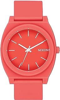 Time Teller P Watch - Matte Coral