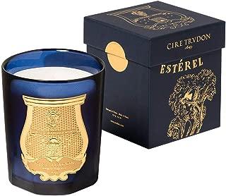 Cire Trudon Esterel Candle (9.5 oz Luxury Candle - Mimosa Fragrance)