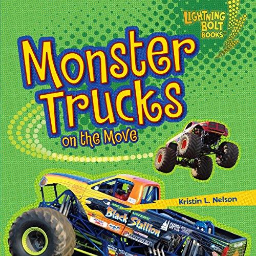 Monster Trucks on the Move copertina