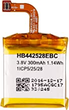 Swark Battery HB442528EBC Compatible with Huawei Watch 1st Gen with Tools