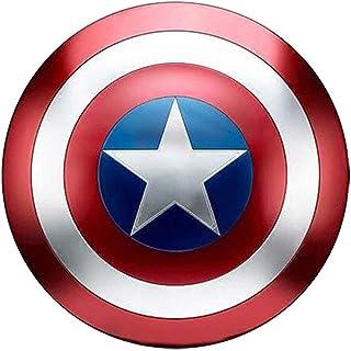 Marvel Avengers Captain America Shield 1 to 1 Movie Version Avengers Handheld Props Model Decoration Legend Series Replica...