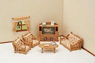 Sylvanian Families Comfy Living Room Set Accessories