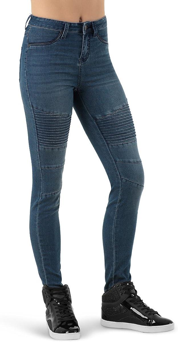 Balera Jeggings Fees free Womens Denim Leggings for Girls Dance Pants with Austin Mall