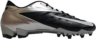 Nike New Vapor Pro Low TD Football Cleats Silver/Black Size 12.5 M Retail: $95