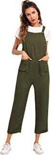 Best olive green overalls womens Reviews