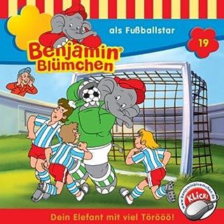 Benjamin als Fußballstar cover art