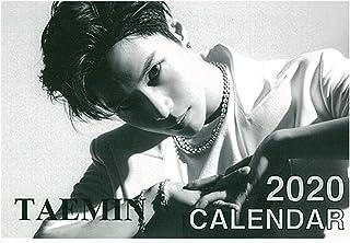 SHINee テミン 2020年 卓上カレンダー 日本祝祭日仕様